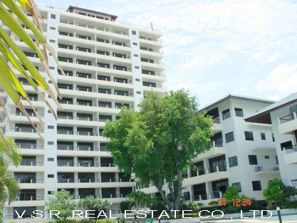Condo Baan Jearanai, 2nd floor, Chaam, Petchaburi