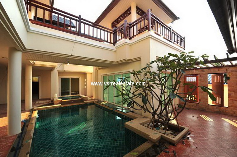 Single house, Sukhumvit road, Nongpru, Banglamung, Chonburi-Pattaya